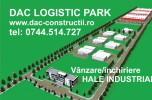 Spatiu industrial in Branesti